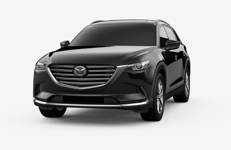 2020 Mazda CX-9 in Jet Black Mica