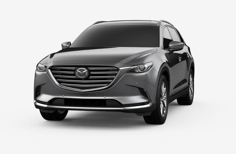 2020 Mazda CX-9 in Machine Grey Metallic