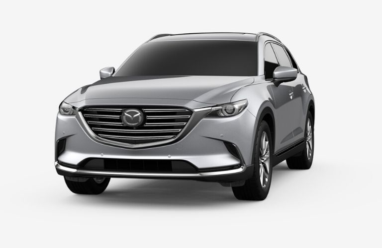 2020 Mazda CX-9 in Sonic Silver Metallic