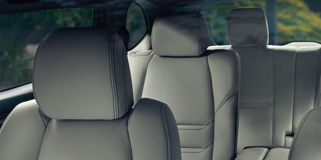 2020 Mazda CX-9 three-row seating