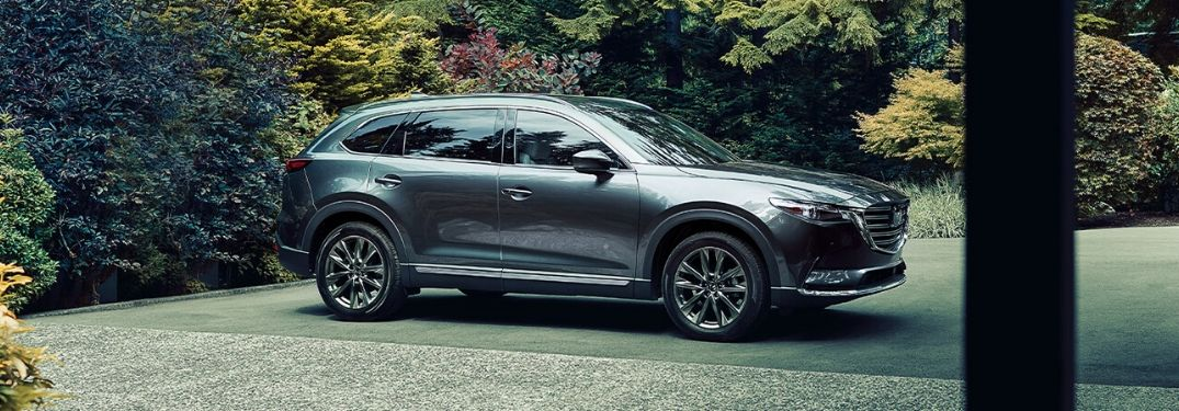 2020 Mazda Cx 9 Passenger And Cargo Space Dimensions