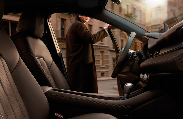 2020 Mazda6 front seats