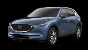 2020 Mazda CX-5 in Eternal Blue