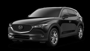2020 Mazda CX-5 in Jet Black