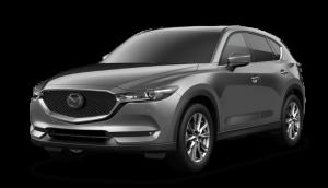 2020 Mazda CX-5 in Machine Grey