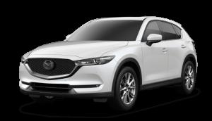 2020 Mazda CX-5 in Snowflake White