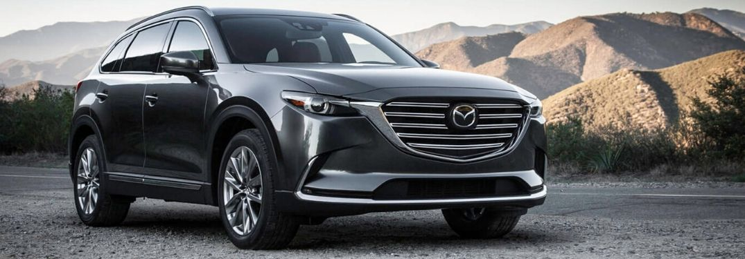 Compare the Four Trim Levels of the 2020 Mazda CX-9