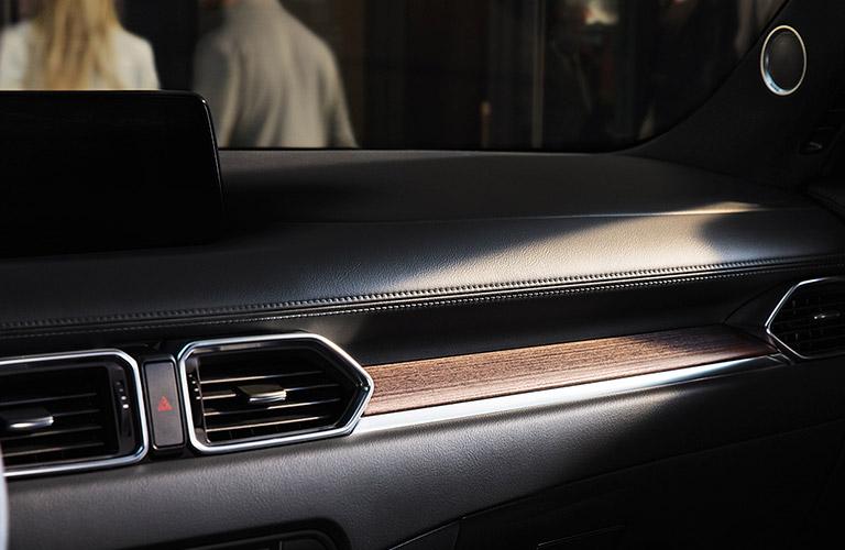 2020 Mazda CX-5 wood door pannel