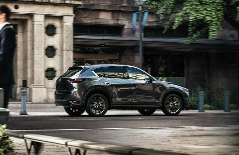 2020 Mazda CX-5 on city street