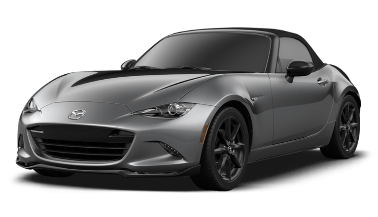 2020 Mazda MX-5 Miata Club profile