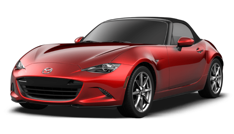 2020 Mazda MX-5 Miata Grand Touring profile