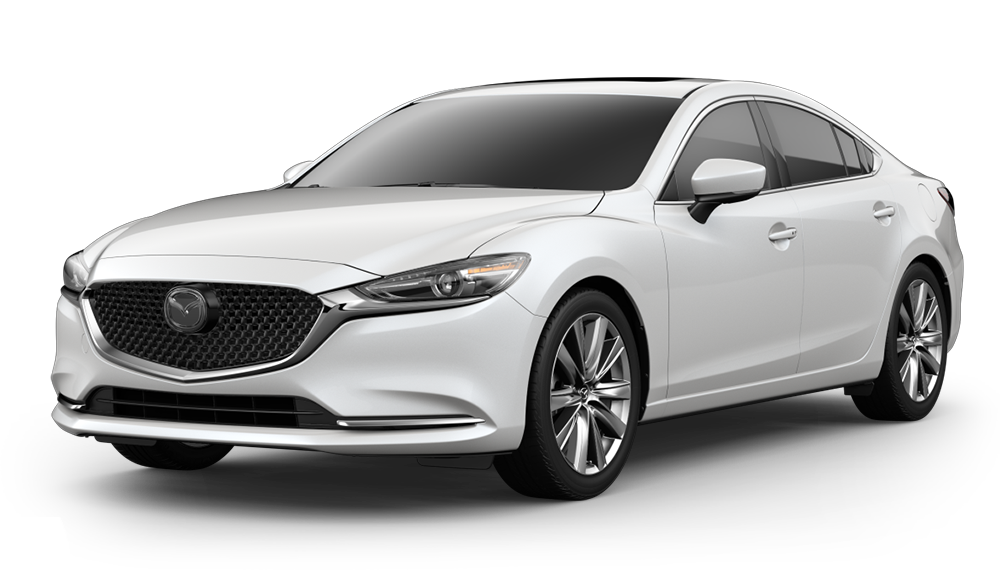 2020 Mazda6 Grand Touring Reserve profile