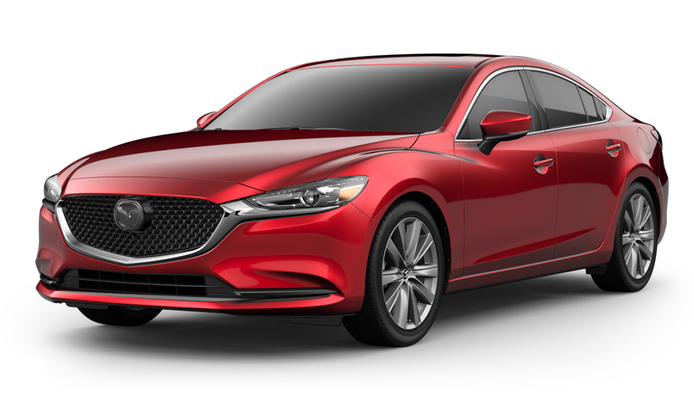 2020 Mazda6 Grand Touring profile