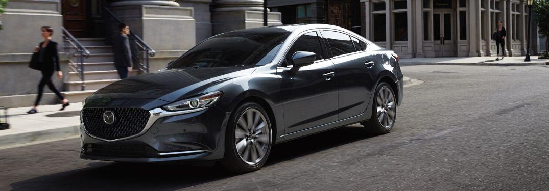 2020 Mazda6 Signature Interior Highlights