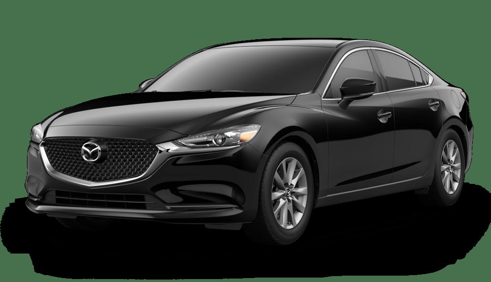 2020 Mazda6 Sport profile