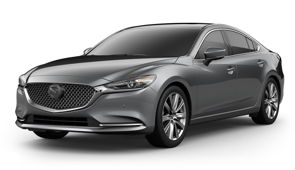 2020 Mazda6 profile
