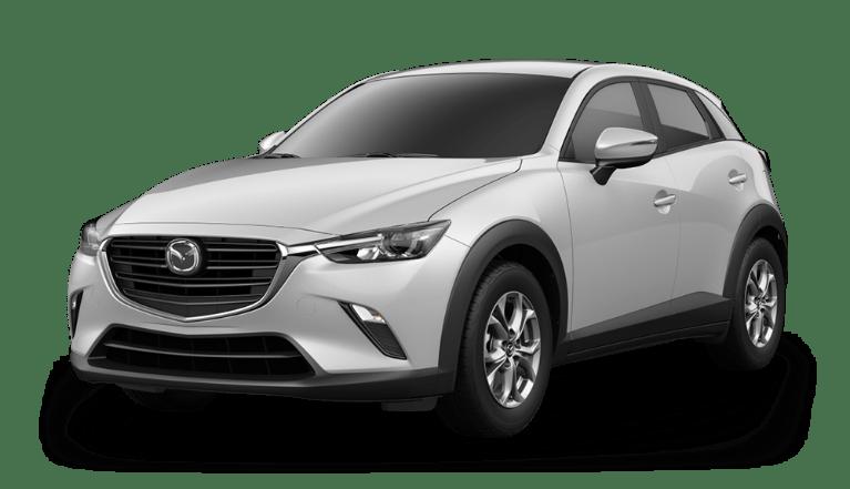 2020 Mazda CX-3 in Ceramic Metallic