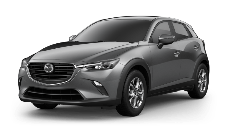 2020 Mazda CX-3 in Machine Gray
