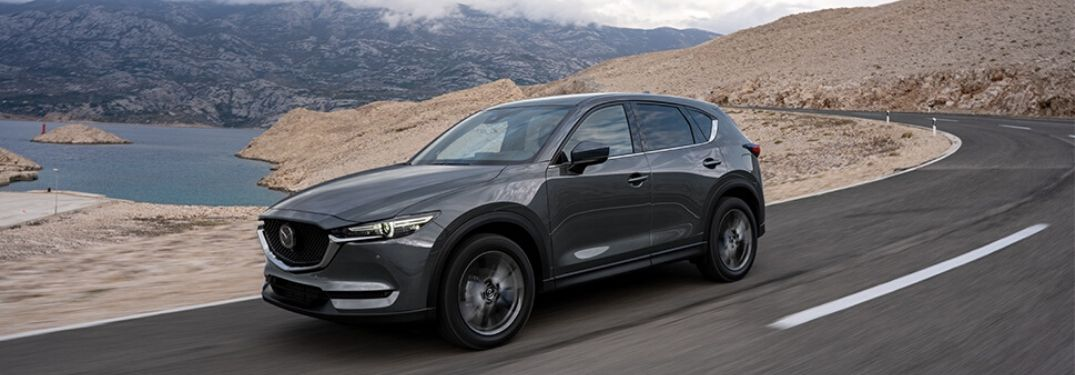 What Safety Features Are Seen on the 2020 Mazda CX-5?