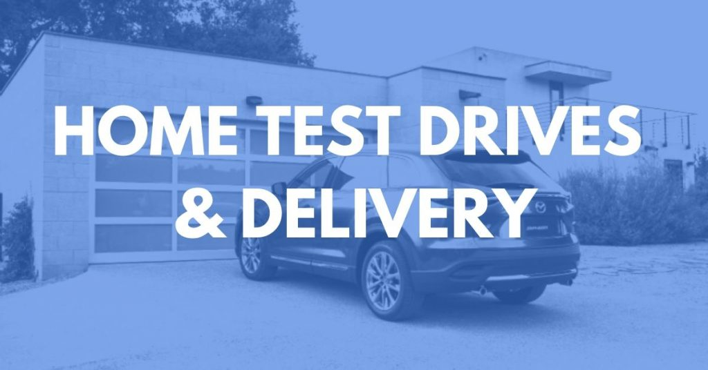Home Test Drives & Delivery in Memphis, TN