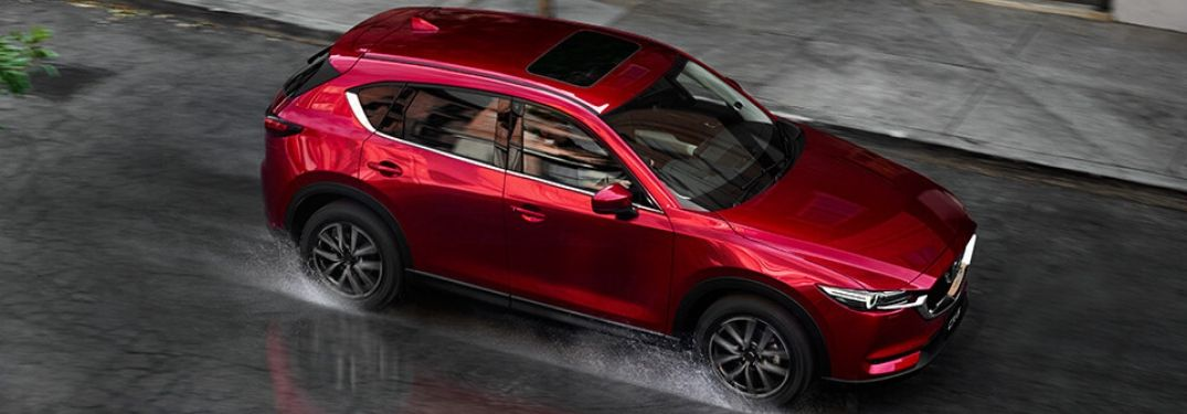 12 Mazda Models That Have a Moonroof Standard