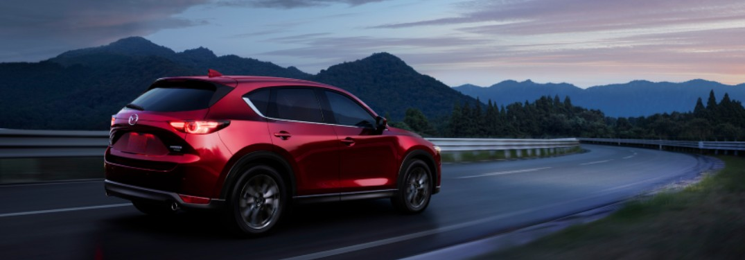 What Changes Have Been Made to the 2021 Mazda CX-5?
