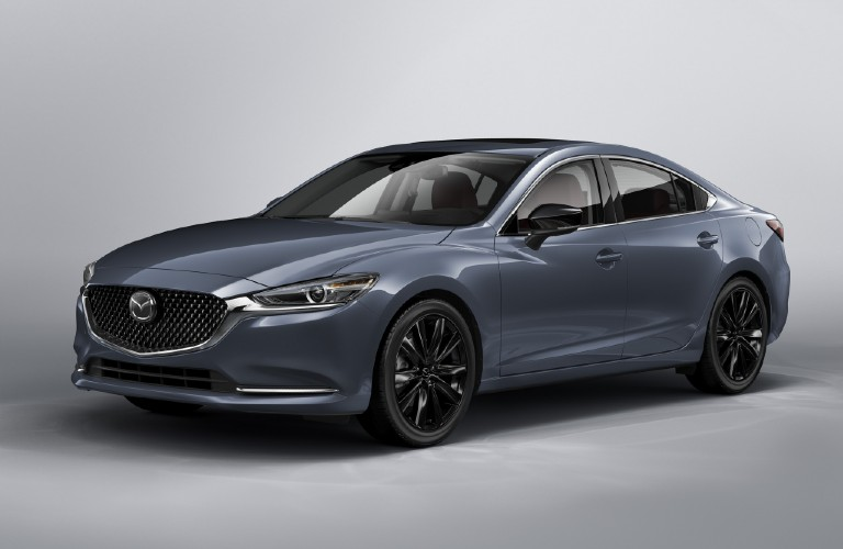 2021 Mazda6 Carbon Edition sedan