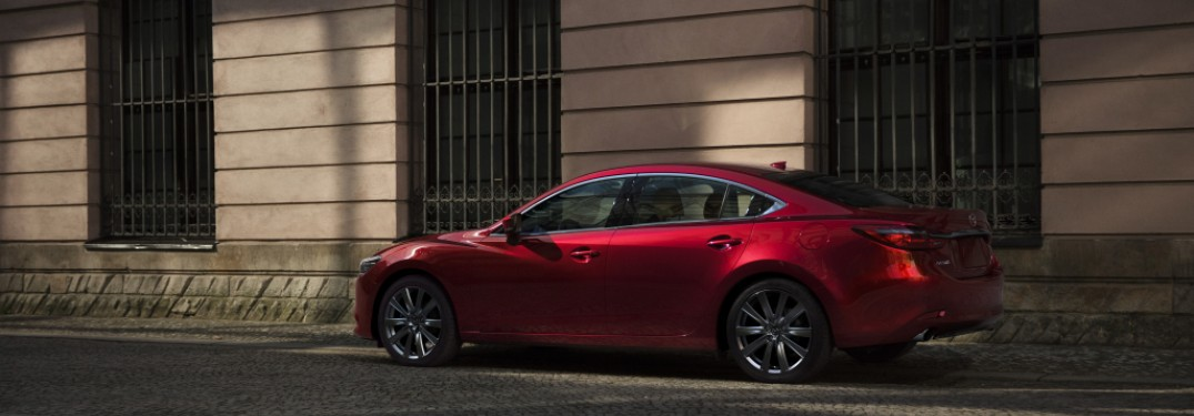 What Changes Have Been Made to the 2021 Mazda6?