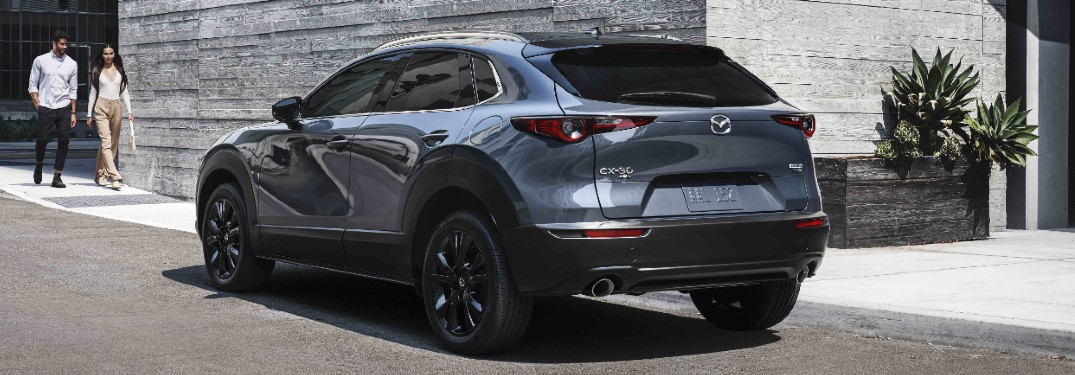What is the Difference between the Mazda CX Models?