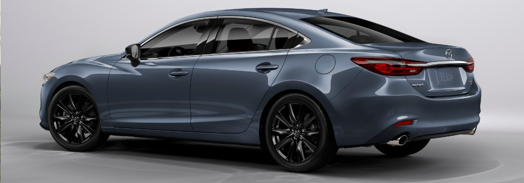 2021 Mazda6 Exterior & Interior Color Options