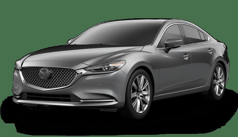 2021 Mazda6 in Machine Gray Metallic