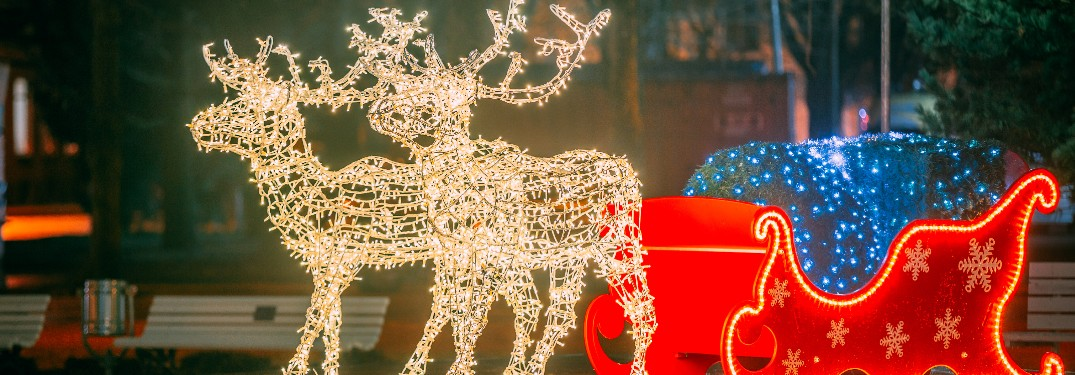 Winter 2020 Holiday Light Displays in the Memphis Area