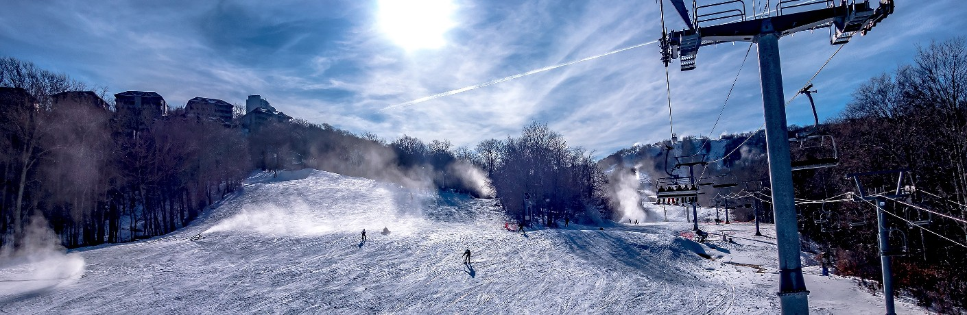 Ski Resorts within Driving Distance of Memphis, TN