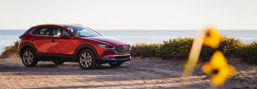 What Colors Does the 2021 Mazda CX-30 Come In?