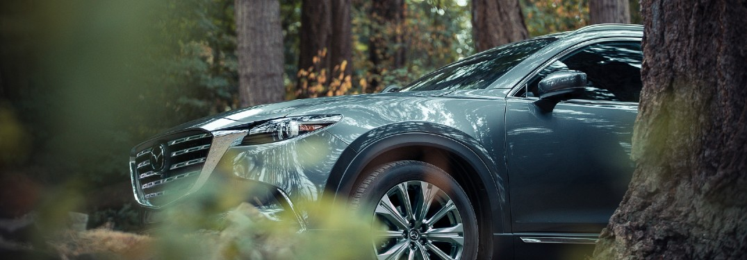 How Much Can the 2021 Mazda CX-9 Crossover Tow?