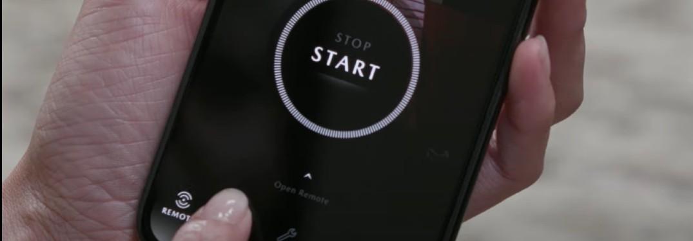 MyMazda App Remote Start