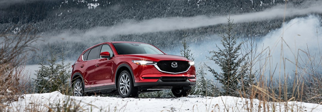 Exploring the i-ACTIV® AWD Lineup at Gwatney Mazda
