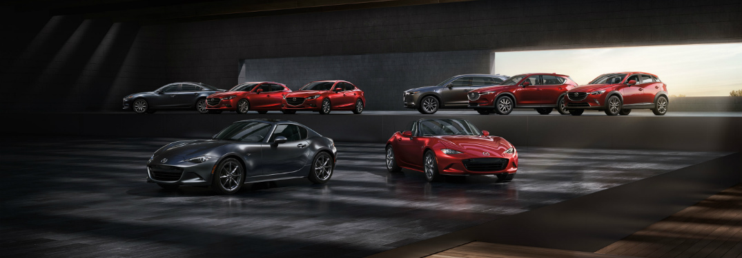 What's the Difference Between the 2018 Mazda Miata and Miata RF?