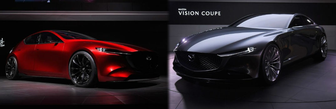 394f807ad7 Mazda Kai Concept   Vision Coupe Photo Gallery