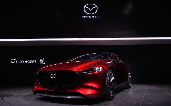 Mazda Kai Concept Vision Coupe Photo Gallery