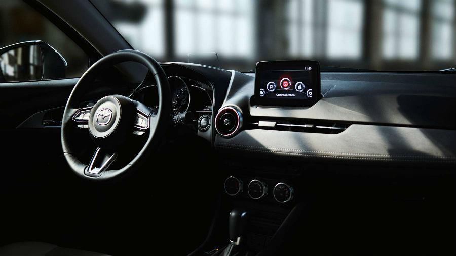 2019-Mazda CX-3 Interior Cabin Dashboard