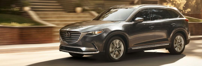 2019 Mazda CX-9 Exterior Driver Side Front Profile