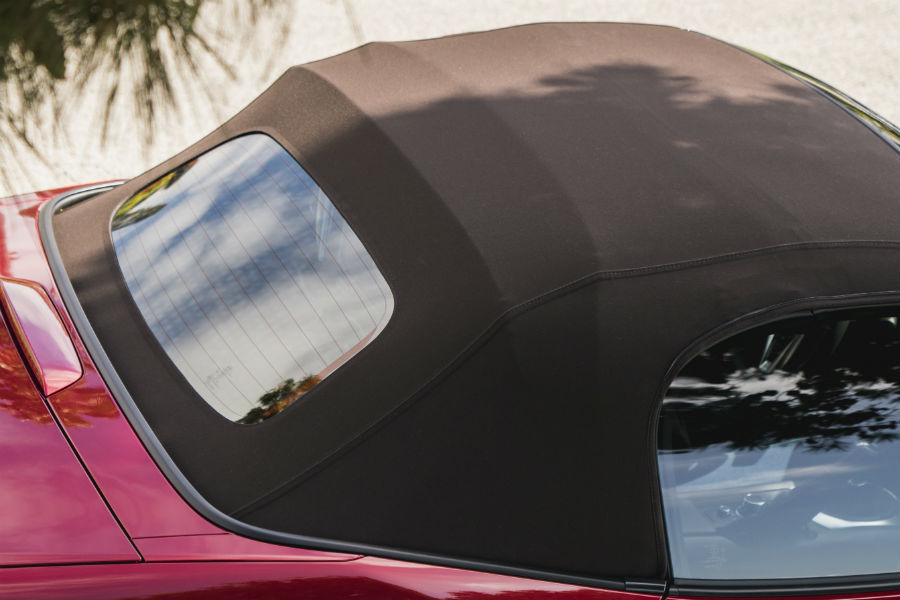 2019-Mazda-MX-5-Miata-Red-Exterior-Soft-Top-Roof