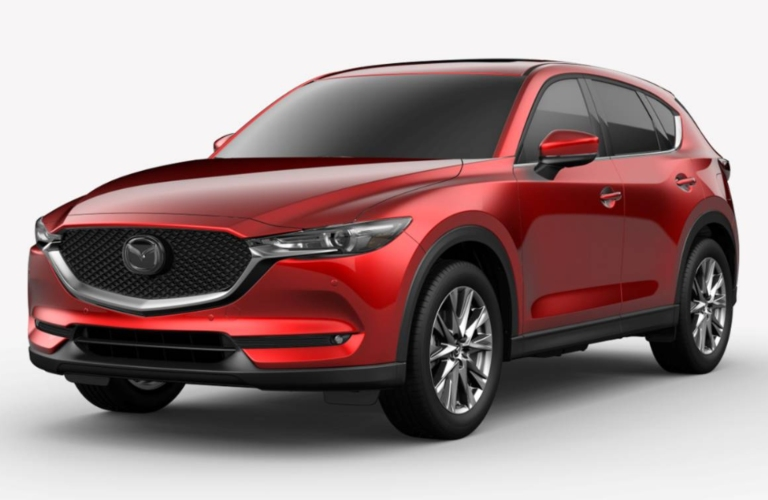 2019 Mazda CX-5 Soul Red Crystal Metallic