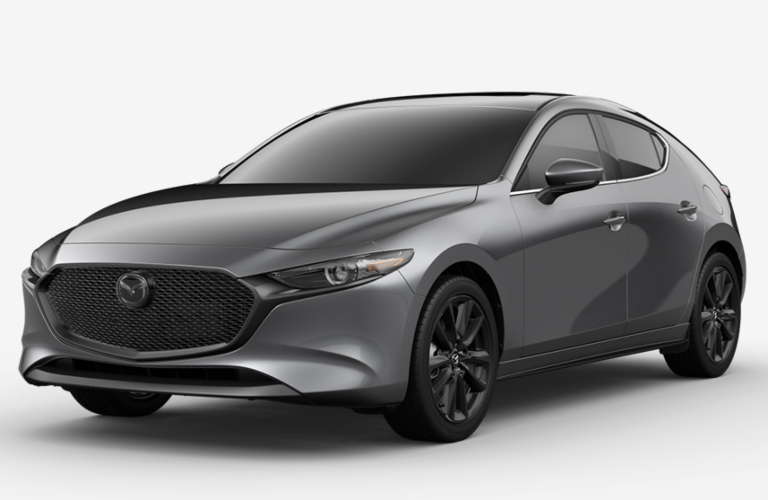 2019 Mazda3 Hatchback Machine Gray Metallic