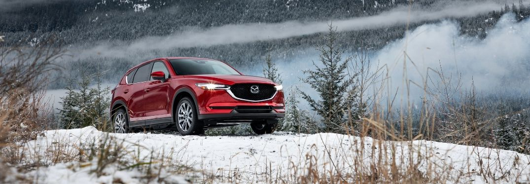 Learn How Predictive Mazda i-ACTIV AWD® Upgrades Performance at Fairway Mazda