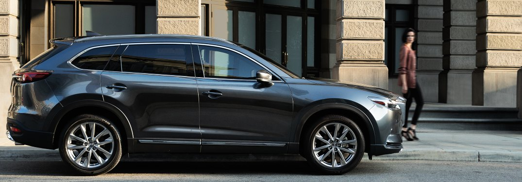 Breaking Down the Storage & Passenger Space of the 2019 Mazda CX-9