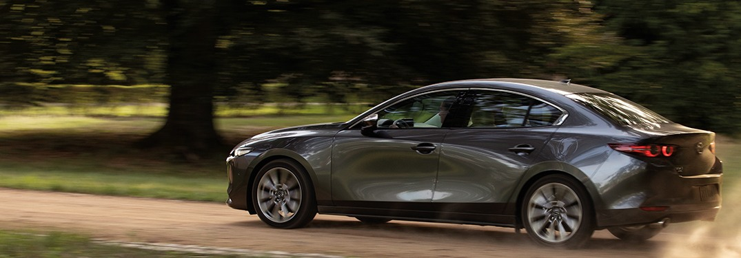 What's new inside the 2020 Mazda3?