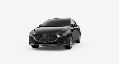 2020 Mazda 3 Sedan Jet Black Mica
