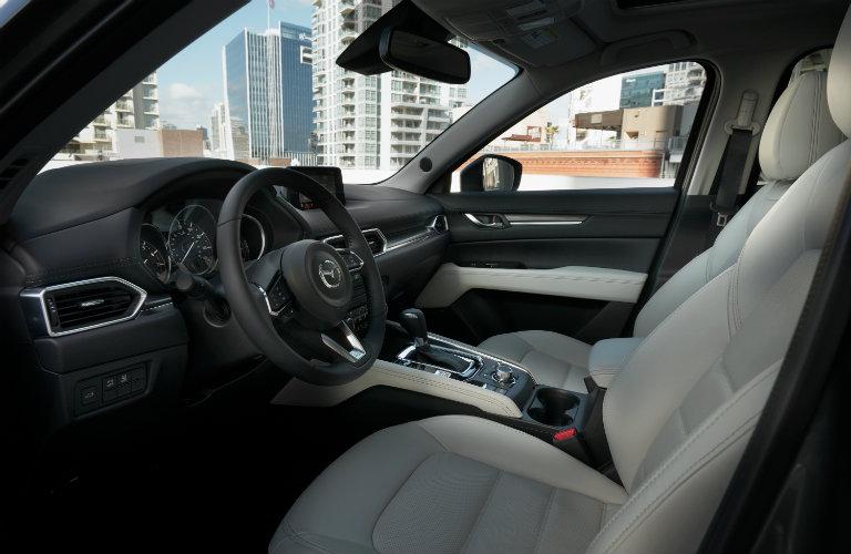 Mazda Cx 5 Interior, White Seats